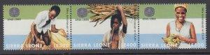 Sierra Leone 1813 MNH VF