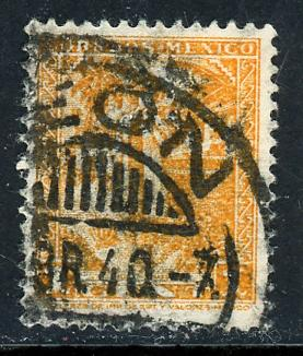 Mexico 729 Used