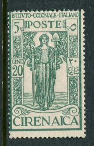 Cyrencia #B9 Mint No Gum - Penny Auction