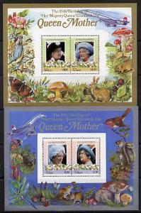 Tuvalu - Niutao 1985 Life & Times of HM Queen Mother ...