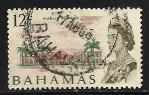 Bahamas 1967 Scott# 260 Used