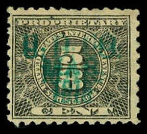 U.S. REV. PROPRIETARY RB48  Used (ID # 61792)