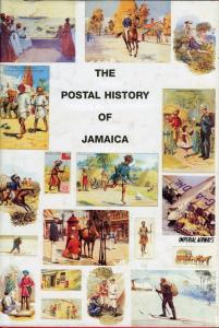 THE POSTAL HISTORY OF JAMAICA BY EDWARD B. PROUD
