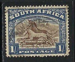 SOUTH AFRICA 43a VFU Q491-1