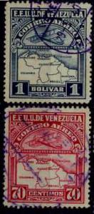 Venezuela C125-26 used SCV10.75