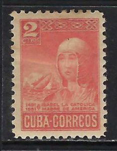 CUBA 473 MOG TONING Z5154