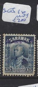 SARAWAK JAPANESE OCCUPATION  (P0509B) 15C  SG J16  MOG