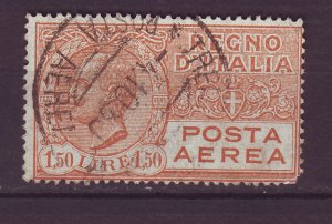 J24766 JLstamps 1926-8 italy used #c8 airmail