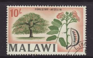 1964 Malawi 10/- Used SG226