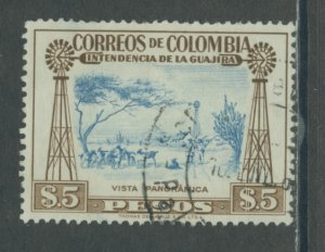 Colombia 664  Used cgs (3)