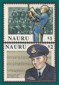 Nauru 1998 Independence, MNH 458-459,SG488-SG489