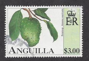 Anguilla   Scott # 964    Used