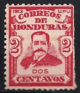 Honduras 1913 Scott# 152 Used?