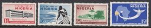Nigeria 97-100 mint