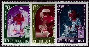 Haiti CB13-CB15 MNH VF SCV$4.90...Such a Deal!