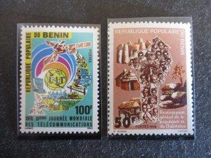 Benin # Mint Never Hinged - (8F1) WDWPhilatelic