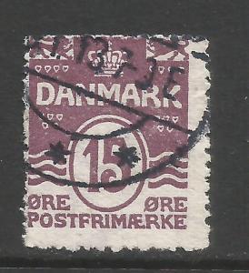 DENMARK 63 VFU M936-3