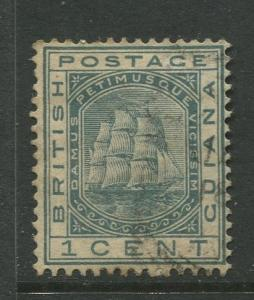 STAMP STATION PERTH British Guiana #107 - Seal of Colony Used Wmk 2 CV$0.50