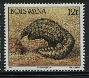 Botswana 518-526 MH