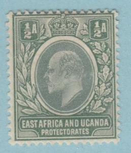 EAST AFRICA AND UGANDA 17  MINT HINGED OG *  NO FAULTS VERY FINE !