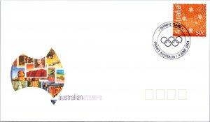 Australia, Postal Stationary, Olympics