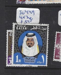 QATAR  (P3112B)  SG 44, 452     VFU