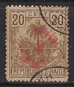Haiti 44 VFU 1061G-2