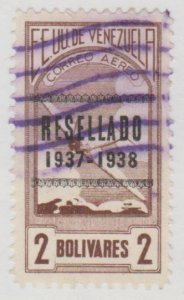 Venezuela Scott #C74 Stamps - Used Single