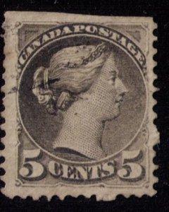 CANADA Sc #42 Used F-VF