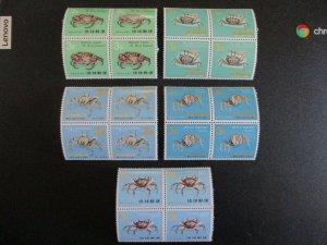 Ryukyu #73-77 Mint Never Hinged WDWPhilatelic (H5K9) 3