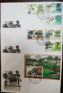 O) 2019 CUBA - CARIBBEAN, BOTANICAL ENVIRONMENTAL VERTIENT - TREE - CEIBA