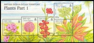 British Indian Ocean Territory 2001 Scott #237 Mint Never Hinged