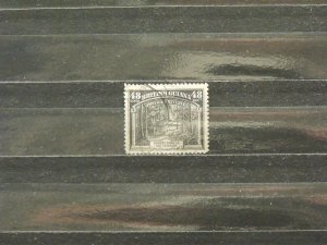 5636   Br Guiana   Used # 217   Forest Road         CV$ 10.00