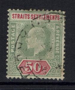 Straits Settlements SG# 135a, Used - Lot 041217