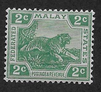 MALAYA SC#  52  F/MLH