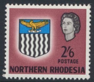 Northern Rhodesia  SG 85  SC# 85 MNH  see detail and scan