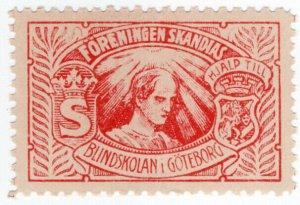 (I.B) Sweden Cinderella : Gothenburg Charity Fund (Blind)