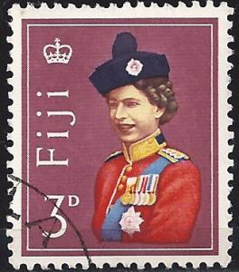 Fiji #178 Queen Elizabeth II