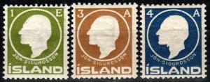 Iceland #86-8 F-VF Unused CV $9.25 (X9655)