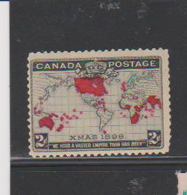 CANADA 1898 #85i IMPERIALPENNY POSTAGE ISSUE MNH # LOT#535