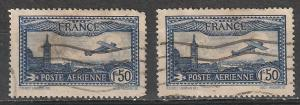 C6 France Used Air Mail