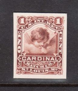 USA #RO58P3 VF Proof On Card