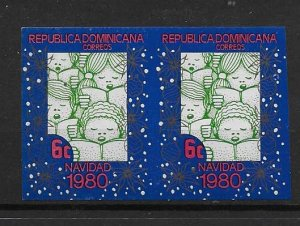 DOMINICAN REPUBLIC STAMPS MNH #JUNIOW12