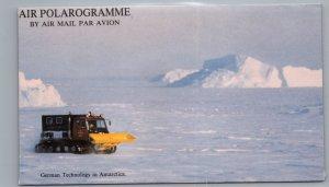 Australian Antarctic Territory, Polar, Air Letters