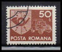 Romania Used Fine D36965