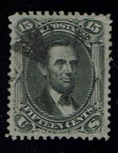 Scott #77 XF-used.  SCV - $175.00