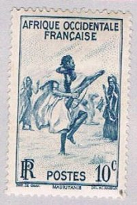 French West Africa Dancing 10 (AP118915)