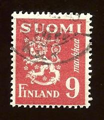 Finland 272 9m Lion used
