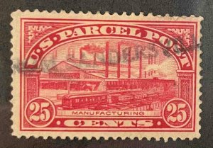 US Stamps #Q9 Used Parcel Post #Q9A140