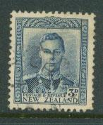 New Zealand  SG 609  Used -  unchecked